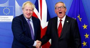 SAGA O BREXITU Čelnici 27 zemalja članica EU jednoglasno odobrili novi sporazum o izlasku Britanije iz Unije, Juncker: 'Ovo je više od sporazuma'