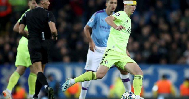 Dani Olmo nakon Manchester City - Dinamo 2-0, Liga prvaka