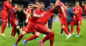 Bayern razbio Tottenham, Gnabry zabio četiri gola, suigrači mu ukrali loptu