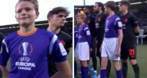 Igrač Manchester Uniteda se nije vidio od dječaka kojeg je izveo