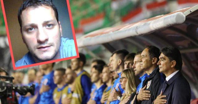 Zlatko Dalić: I vatreni su uz kapetana Dina, neka se sretno vrati kući