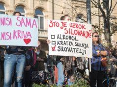 Prosvjedi diljem Hrvatske: 'Draga djevojčice, ja ti vjerujem. Znam i da nisi jedina'