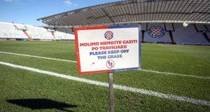 UŽIVO Hajduk - Varaždin, HNL, Poljud