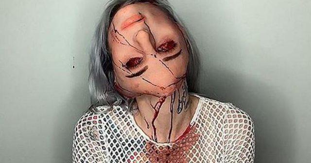 Vizažistica horora: Maskama ozbiljno želim prestrašiti ljude