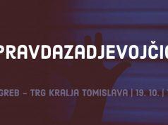 """Prosvjed """"PRAVDA ZA DJEVOJČICE"""" održava se u subotu!"""