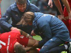 Niklasu Suleu pukli prednji križni ligamenti lijevog koljena