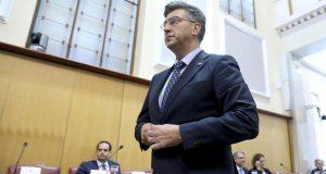 Plenković će podnijeti izvješće; rasprava o smjeni Kujundžića