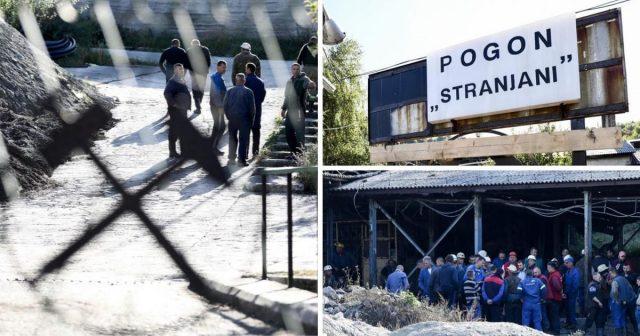 Zenica: Rudari odbijaju izaći iz jame rudnika