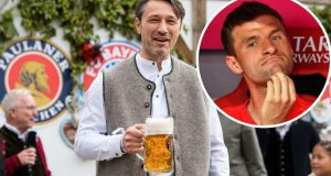 Thomas Muller nezadovoljan u Bayernu