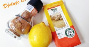 Test: Isprobali smo detoks napitak od đumbira i limuna
