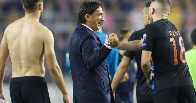 Dalić: Luka ovakvu atmosferu nije doživio ni u Real Madridu!