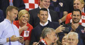 Državnici na Poljudu: Kolinda s Jakovom, stigao je i Plenković