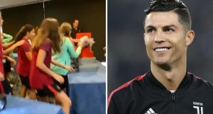 Kakav čovjek! Ronaldo je kupio djevojčicama kopačke