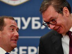 'Hvala Rusiji koja razumije težinu pozicije u kojoj je Srbija'