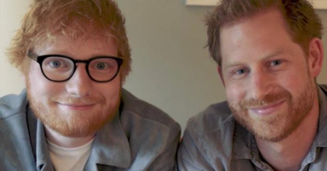Ed Sheeran i princ Harry snimili zajednički video i poslali važnu poruku