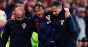 Luka Modrić ozlijedio kvadriceps, propušta Mallorcu, Wales - Hrvatska