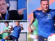 Varaždin - Istra 1-0, Benko zabio za pobjedu u Bonačićevom debiju