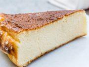 Keto kolač s ricottom i neodoljivom aromom limuna