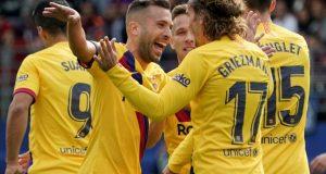 Eibar - Barcelona 0-3 | 24sata