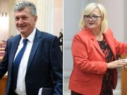 NOĆNI OKRŠAJ U SABORU Kujundžić zahvaljivao 'ubojicama, kukavicama i grobarima', Ines Strenja: 'Ne izlazim iz Mosta, ali borit ću se da SDP pobijedi!
