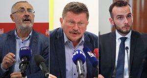 Ministar poručio da neće pristati na ucjene, Ribić prvo odbio odgovoriti na pitanje o svojoj plaći pa onda priznao da ima primanja kao državni tajnik