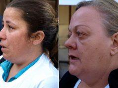 ŠOKANTNE ISPOVIJESTI DVIJU MEĐIMURKI Pred zgradom suda čitavoj javnosti otkrile svoje potresne priče o silovanju
