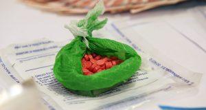POLICIJA UHITILA DVOJICU MLADIĆA Dvojica dilera u Solinu imala 158 tisuća vrijedan ecstasy