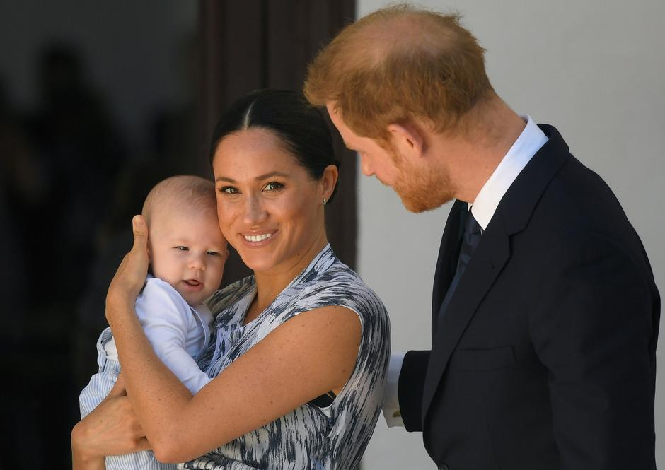 Britain's Prince Harry and Meghan visit South Africa   Autor: Toby Melville/REUTERS/PIXSELL/REUTERS/PIXSELL
