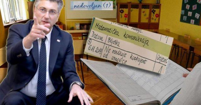 Matematika mu problematika: Malom 'Andreju' nedovoljan (1)