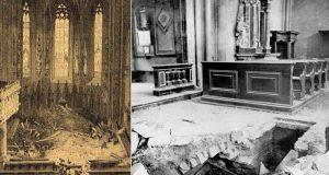 'Padali su crkveni tornjevi, u katedrali potres zdrobio oltare'