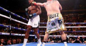 Andy Ruiz revanš s Anthonyjem Joshuom