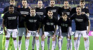 'Bili' u crnim majicama, modri se pobunili: Prijeti im kazna...