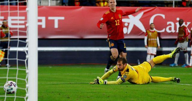 Dani Olmo zabio u debiju za Španjolsku reprezentaciju