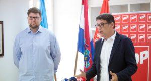 SDP: Hrvatska je u Kolindinu mandatu potonula u korupciju