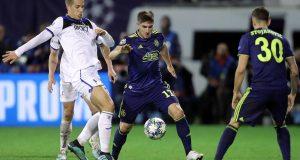 """Mario Pašalić: """"Ni u Serie A nitko nas nije tako pritisnuo kao Dinamo u Ligi prvaka"""""""