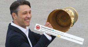 Eintracht Frankfurt se oprostio od Nike Kovača