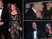 Kate blista u izazovnoj haljini: S Williamom se opustila u autu