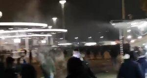 VIDEO Tučnjava navijača Atalante i Dinama na San Siru