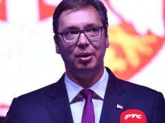 'Bio je težak vikend, Vučić je dva dana bio na aparatima'