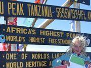 Britanka najmlađa djevojčica koja je osvojila Kilimanjaro
