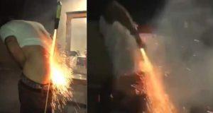 Iz stražnjice lansirao vatromet, pripreme za Novu već počele?