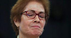 NASTAVLJENA ISTRAGA ZA OPOZIV DONALDA TRUMPA Saslušana bivša američka veleposlanica u Ukrajini koju je smijenio predsjednik SAD-a
