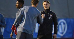 Niko Kovač se oprostio od igrača, Bayern
