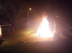 U Zagrebu tijekom noći gorjelo šest automobila na tri lokacije