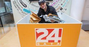 Zdenka Ranogajec: 'Honda mi je prva nagrada u životu...'