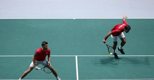 Davis Cup, Dodig i Mektić izgubili od Rusa