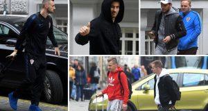 Stigli Krama i Raketa: Brozović jedini u trenirci reprezentacije
