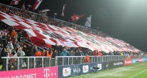 Hrvatska - Slovačka, atmosfera na tribinama, navijači na Rujevici