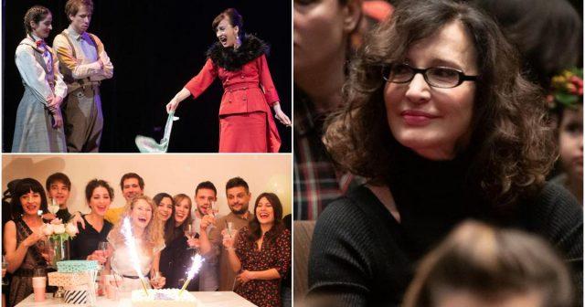Predstavu 'Ivica i Marica' pogledala i Senka Bulić: Smijala se cijelo vrijeme