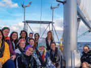 Cresanka Sonja Jakić vratila se sa svjetske ekspedicije za spašavanje oceana